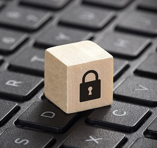 Datenschutz - Für alle Fälle gesichert