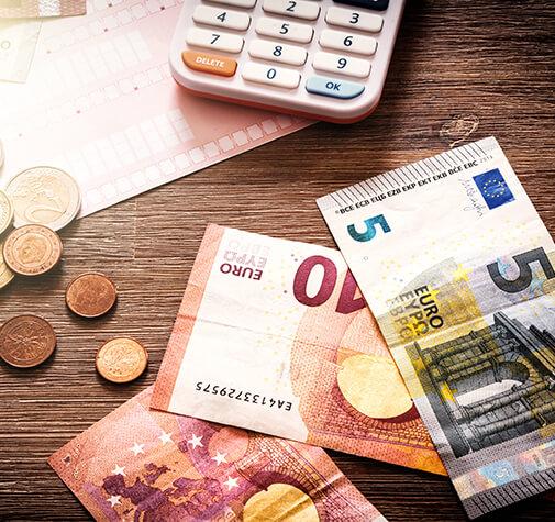 Zuverlässige Kreditvermittlung
